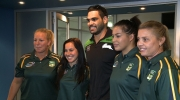 Only in the NRL: Women in League