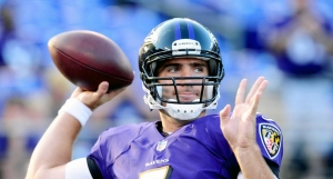 Joe Flacco suffers concussion on hit from Kiko Alonso